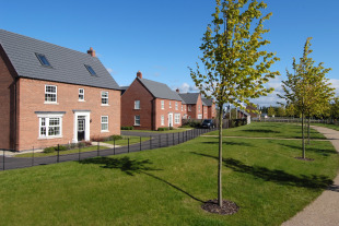 Farndon Fields by David Wilson Homes, Watson Avenue,