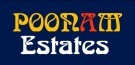 Poonam Estates, Southall branch logo