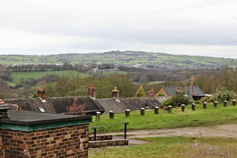 View to Mow Cop