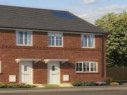 3 bed new house for sale in Lincoln Gardens...