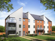 3 bed new development in Countess Way, Broughton...
