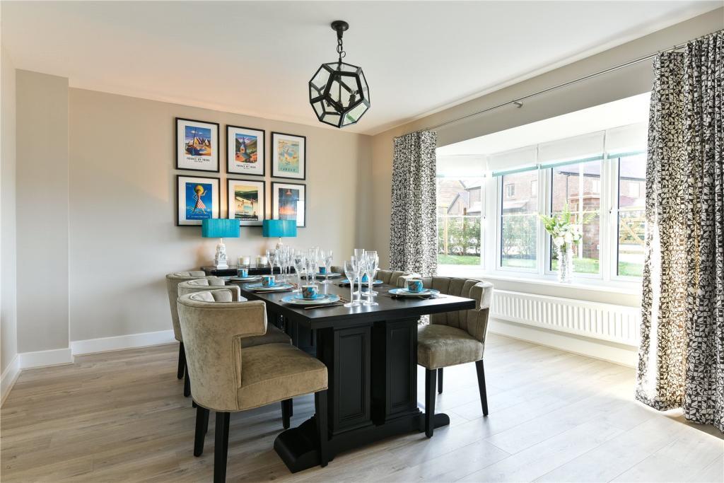 Croudace Homes,Dining room