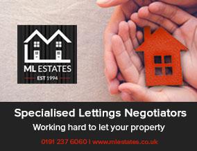 Get brand editions for M L Estates Ltd, Seaton Delaval