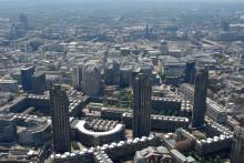 Hamilton Brooks, Barbican & City of London
