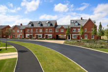 Barratt Homes, Farndon Fields