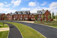 Barratt Homes, Farndon Fields