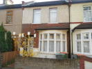 Terraced home for sale in Monmouth Road, London, E6