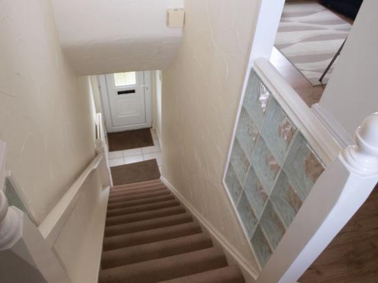 Hallway With S...