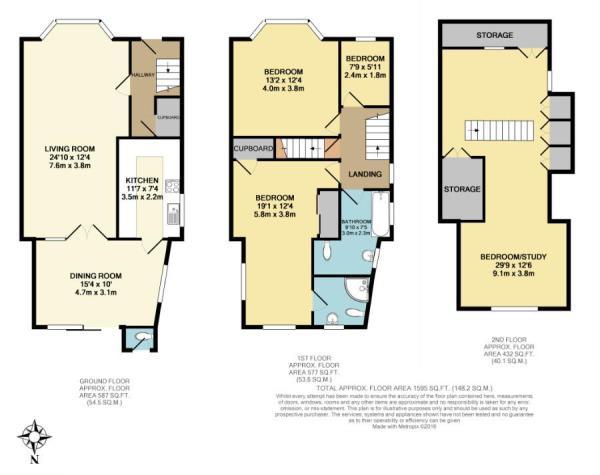 57 Mossway Floorplan