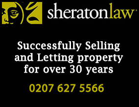Get brand editions for Sheraton Law , Clapham