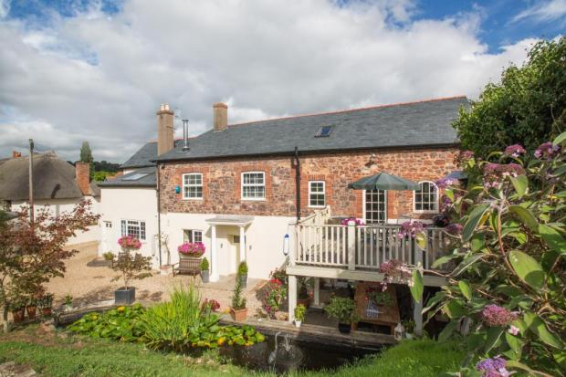 Property For Sale In Ide Exeter