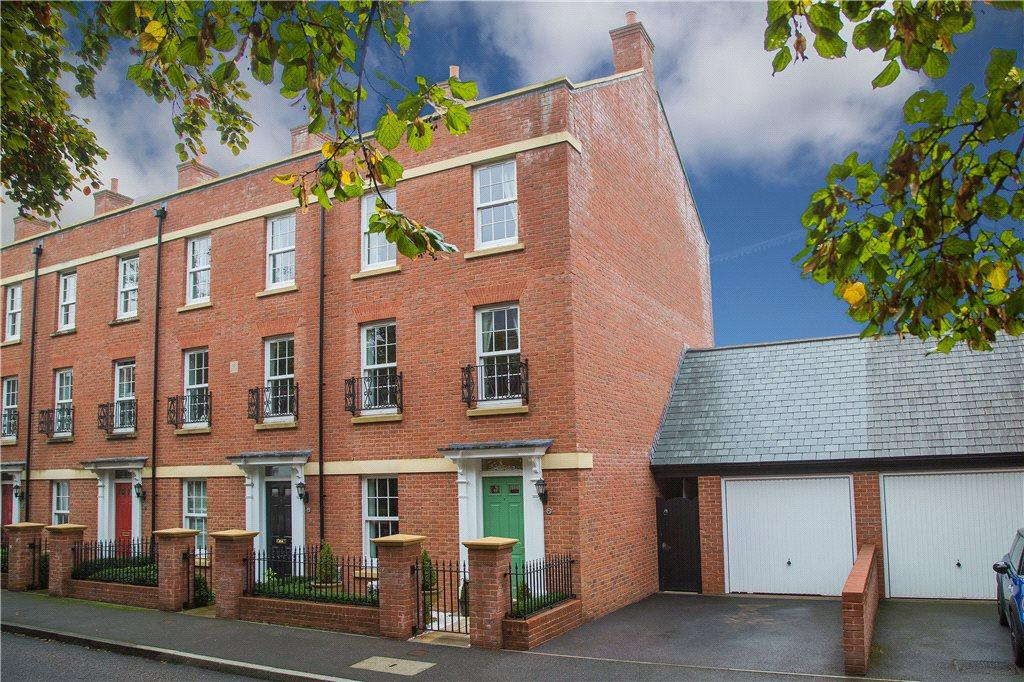 3 bedroom end of terrace house for sale in masterson for Terrace exeter