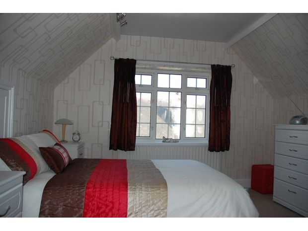 BEDROOM TWO:-
