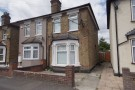 semi detached home for sale in Cotleigh Road, Romford...