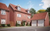 5 bed new home in The Amberley...