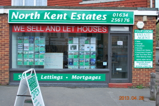 North Kent Estates, Hoo St Werburgh. Covering Medway,Maidstone and Gravesend.branch details
