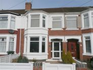 3 bed Terraced home for sale in Owenford Road, Radford...