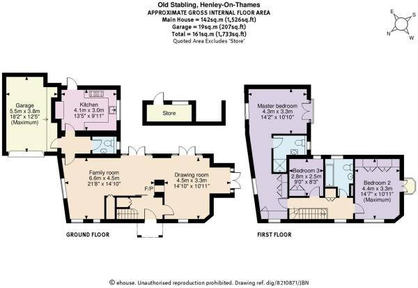 floorplan- Richard c