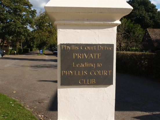 phyllis Court Drive.