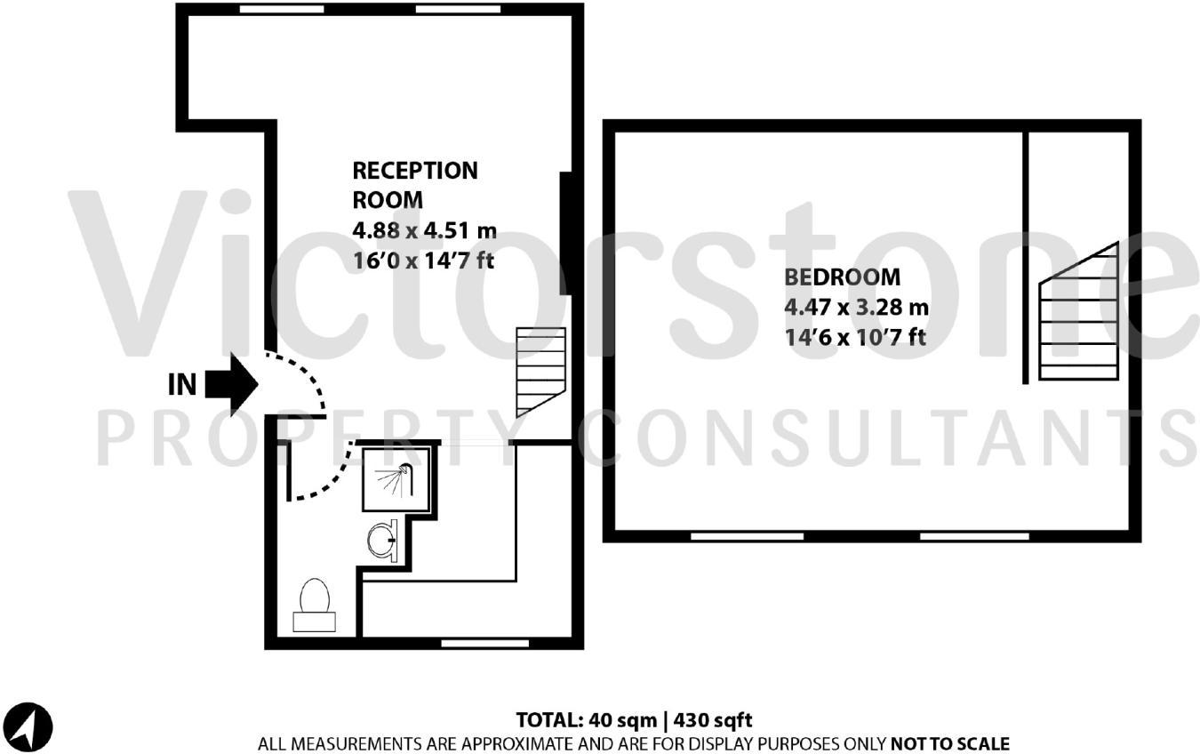 1 bedroom apartment for sale in gifford street barnsbury london n1