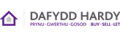 Dafydd Hardy, Holyhead