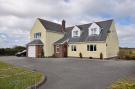 Detached home for sale in Rhos Gwyn, Brynteg...