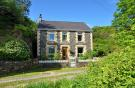 Detached home for sale in Cwm-Y-Glo