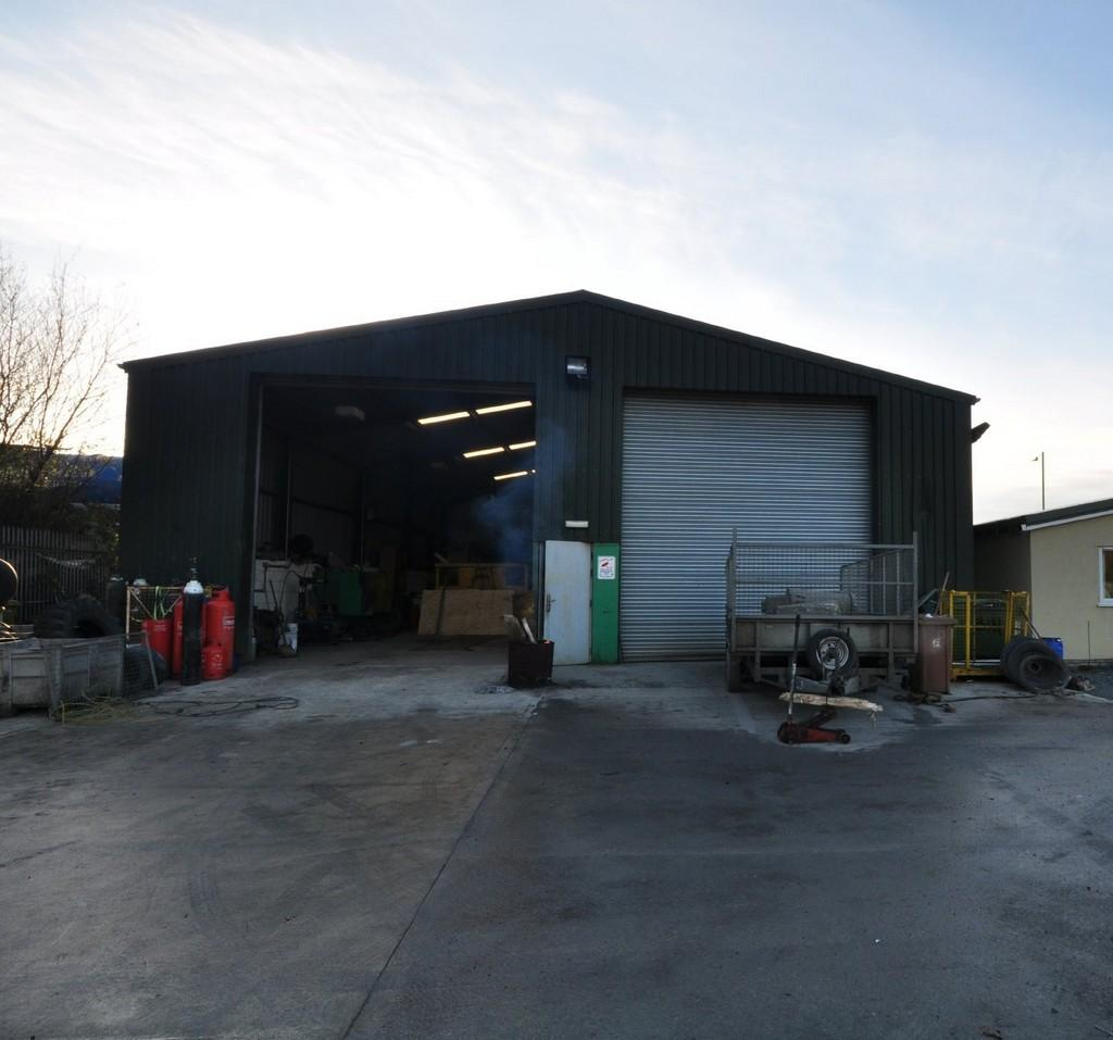Light Industrial For Sale In Penrhyndeudraeth, North Wales