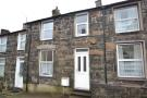 Terraced house in Well Street, Llanberis...