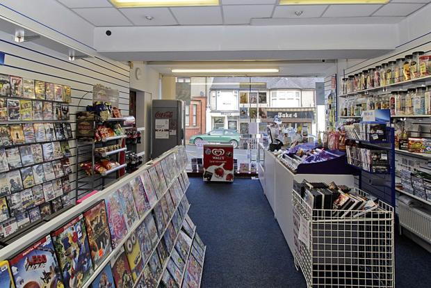 Retail Area 1