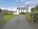 Detached home for sale in Abererch Road, Pwllheli