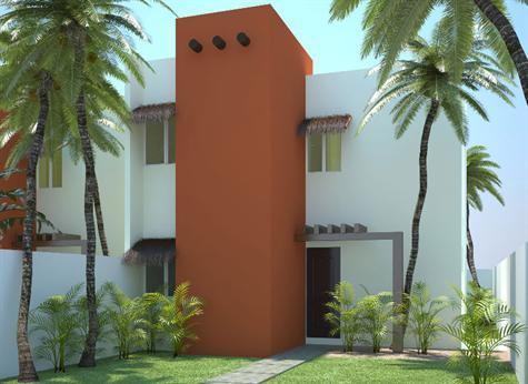 new development for sale in Telchac Puerto, Yucatan...
