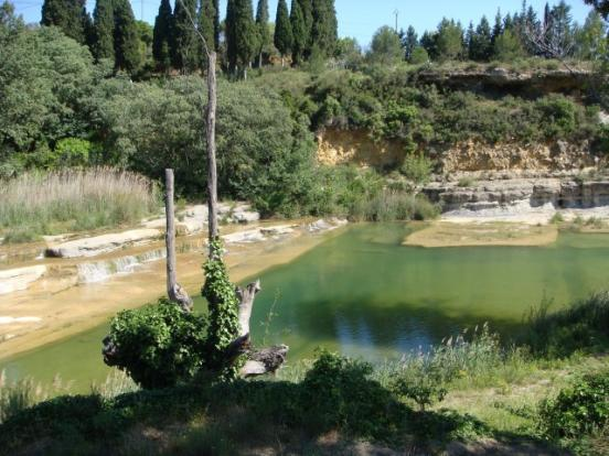 River Nielle Swimming Area