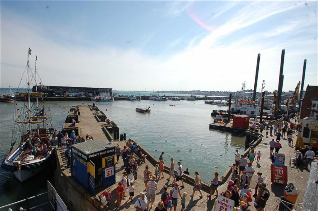 Our Bustling Harbour