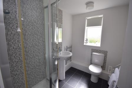 annexe shower room -