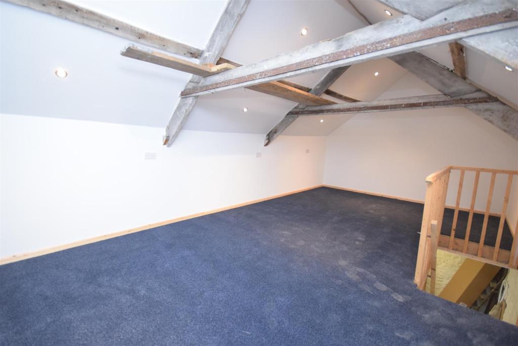 Annexe first floor -