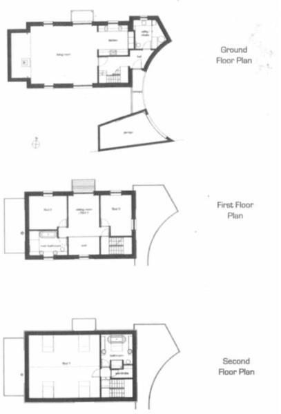 Coasthouse floorplan