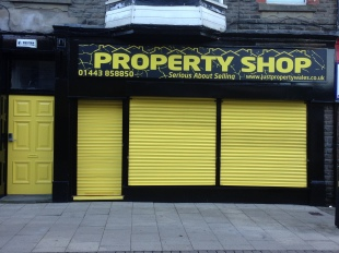 PROPERTY SHOP (Sales & Rentals) LETTINGS, Tonypandybranch details