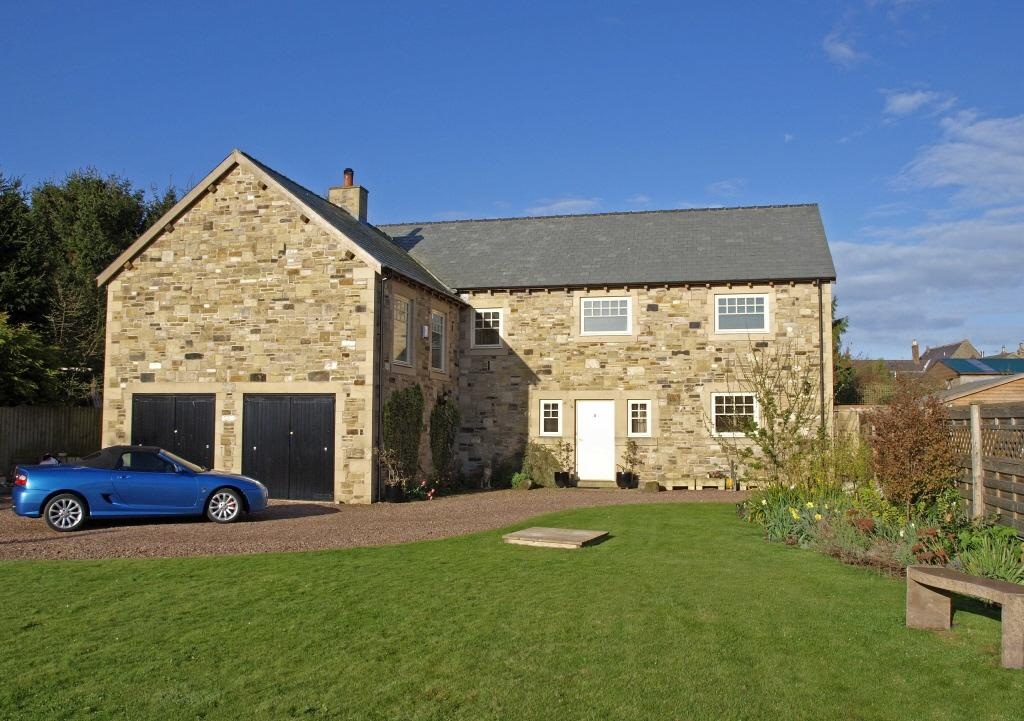 Detached Properties For Sale In Crookham Northumberland