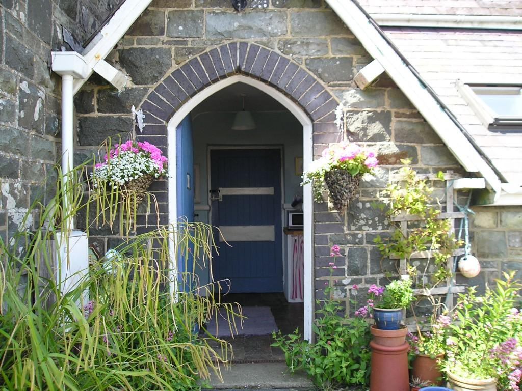Annex Entrance