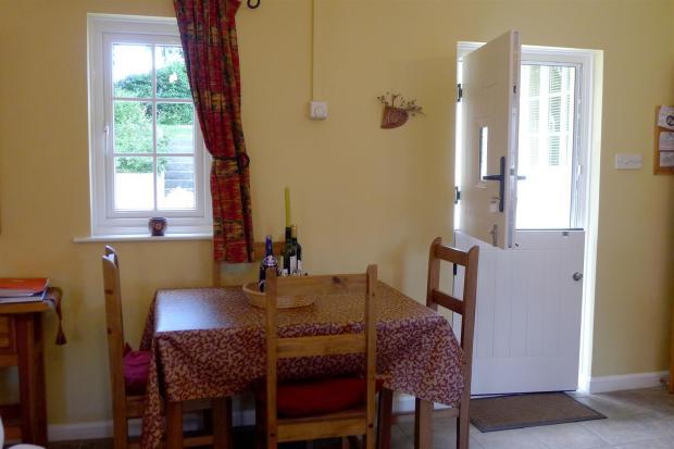 Dining room/lounge/k