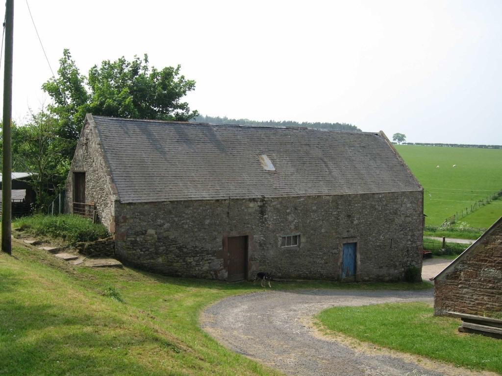 Commercial Property Old Ancrum Scottish Borders