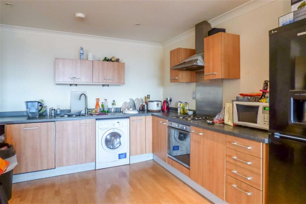 Open Plan With Kitch