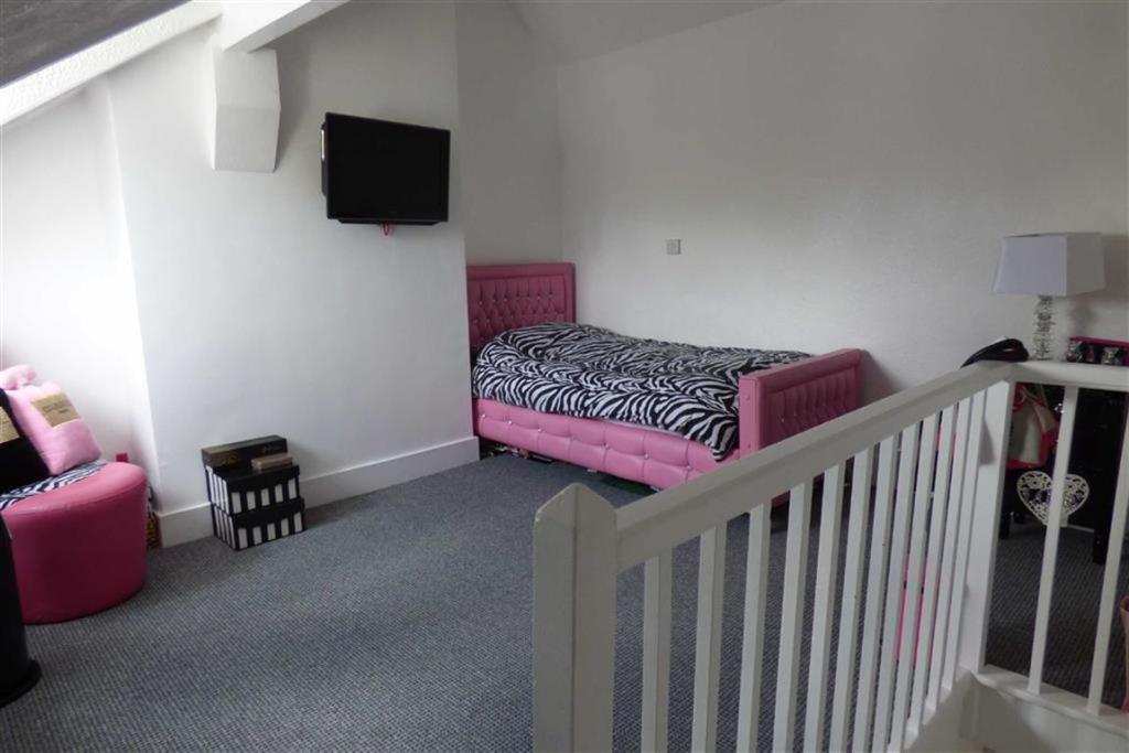 Occasional Loft Room