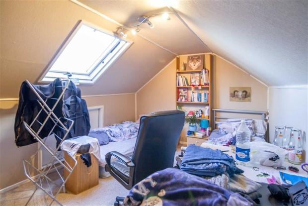 Useful Loft Room