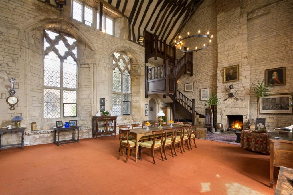Medieval Rooms Decor