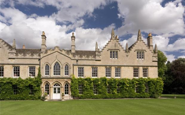 3 Casewick Hall