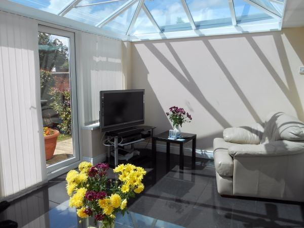 Conservatory internal