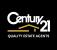 Century 21 Quality Estate Agents, Glasgow logo