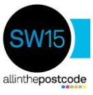 allinthepostcode.com, SW15 Sales logo